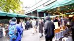 """Borough market"", London"